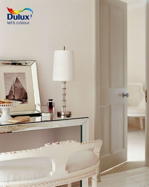 Dulux Jasmine Shimmer Living Room
