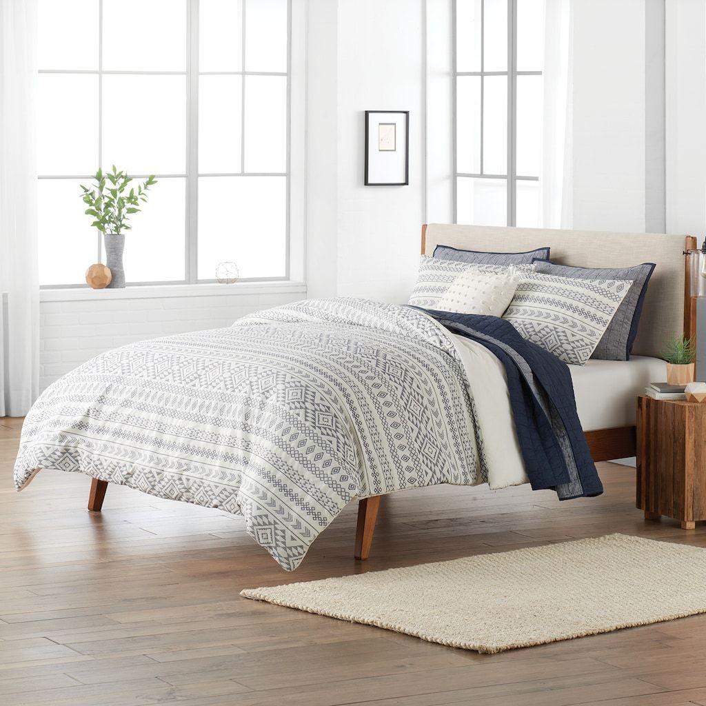 Photo of SONOMA Goods for Life™ Edendale Woven Stripe Comforter Set