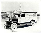 Get This Special Offer #10: 1931 Ford AA Coca Cola Panel Truck Factory Photo