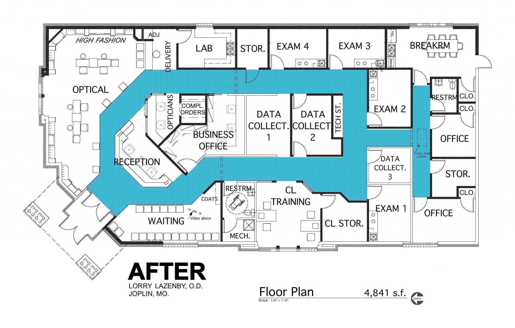 Business Office Design Layout Office Floor Plan Floor Plan Design Medical Office Design