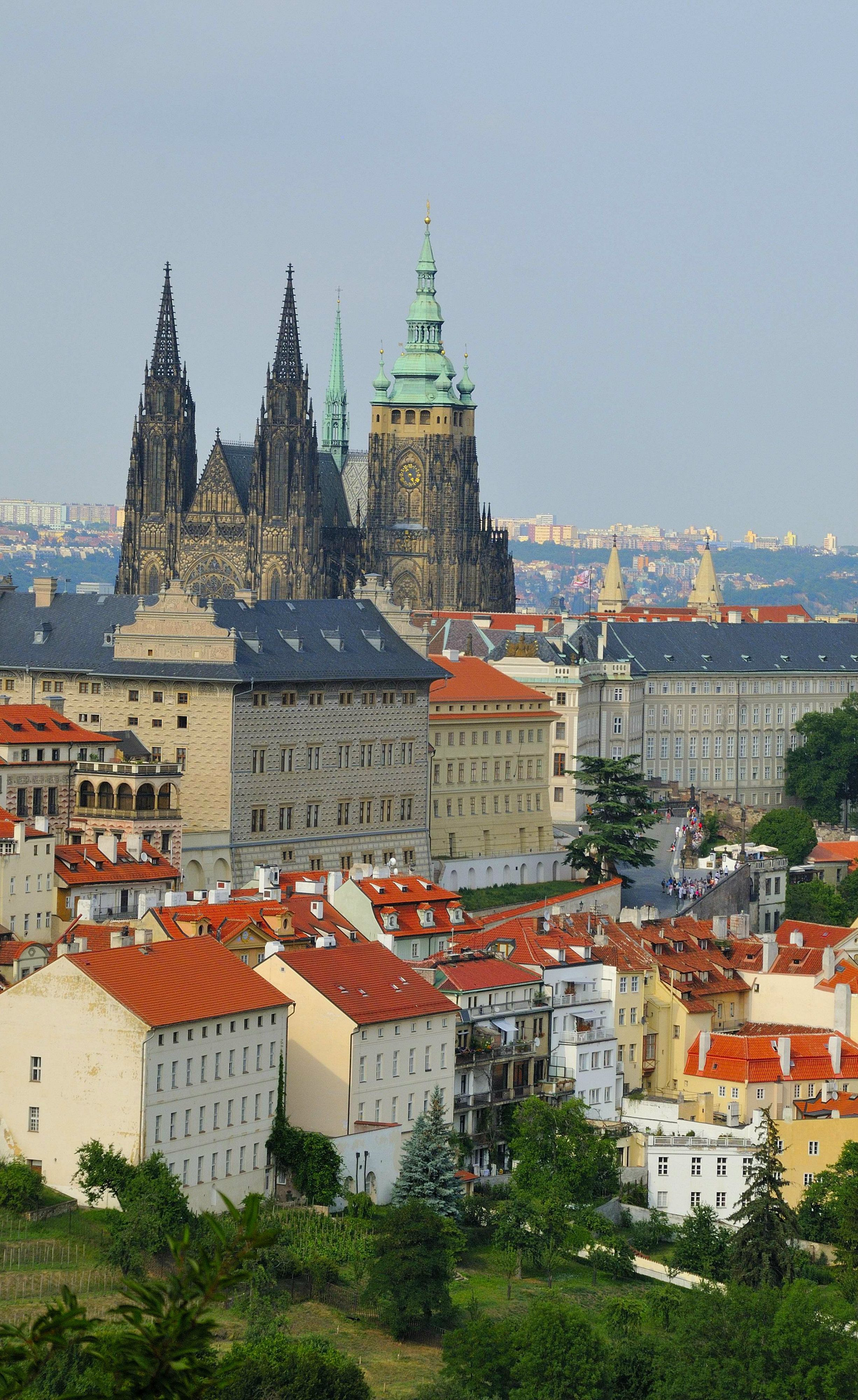 an easy eastern europe itinerary to berlin prague vienna. Black Bedroom Furniture Sets. Home Design Ideas