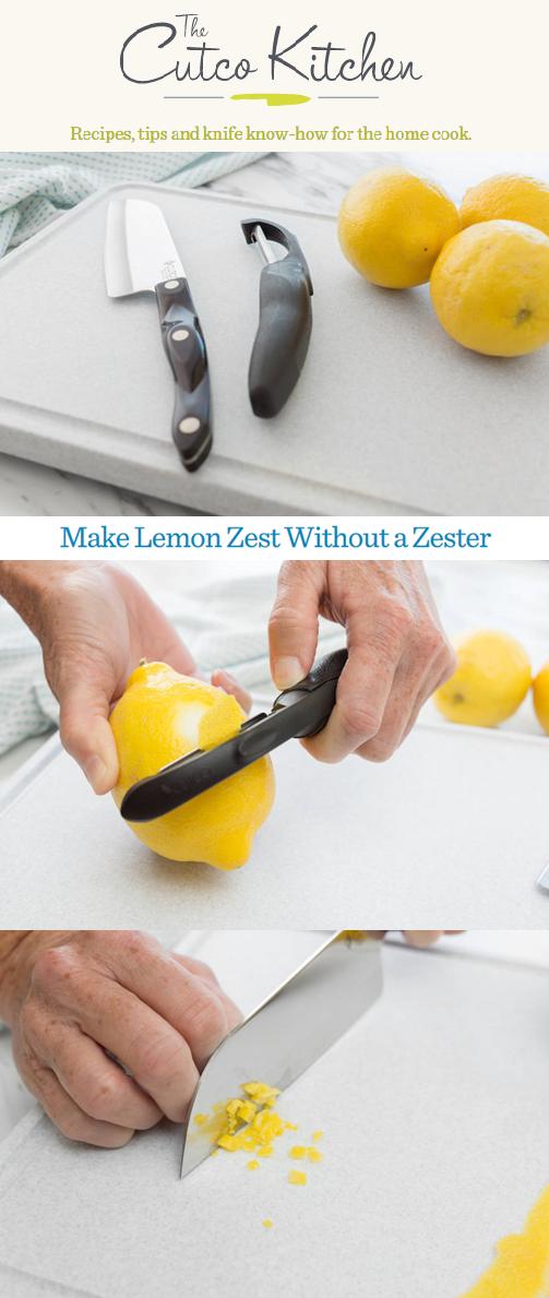 make lemon zest without a zester zester lemon zest lemon make lemon zest without a zester