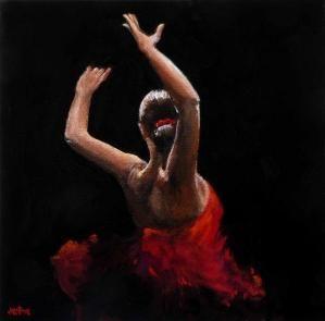 Flamenco by tamika