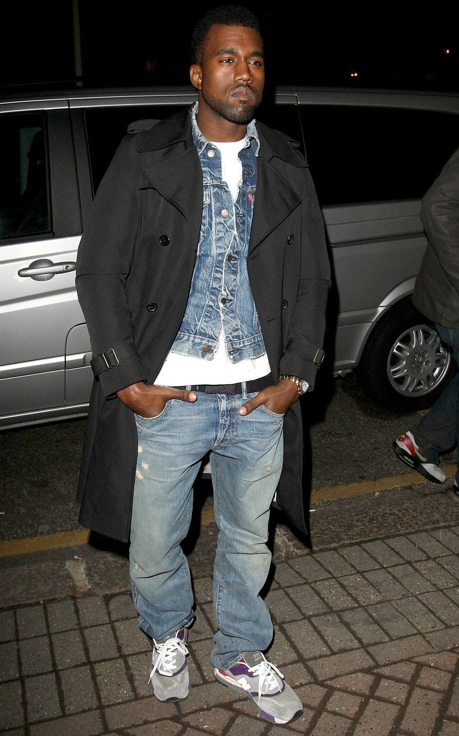 The Jean Jacket Is The New Cardigan In 2020 Mens Layering Outfits Denim Jacket Men Denim Fashion