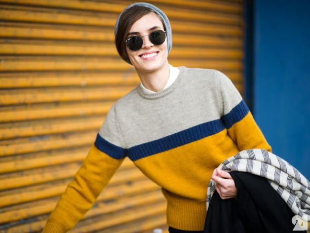 More Knitting Wheel Fashions : F a s h i o n & c u k e r: style code: wear knit forever!