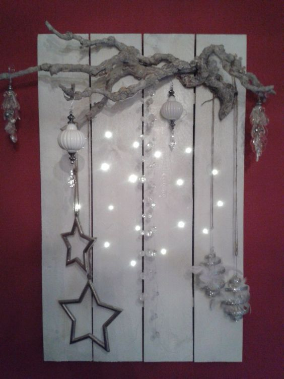 Photo of Put your house in the mood with a beautiful light board or decorative pallets … – fashion beauty