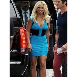 Vestido Bandage Celebrities Britney Spears VB001