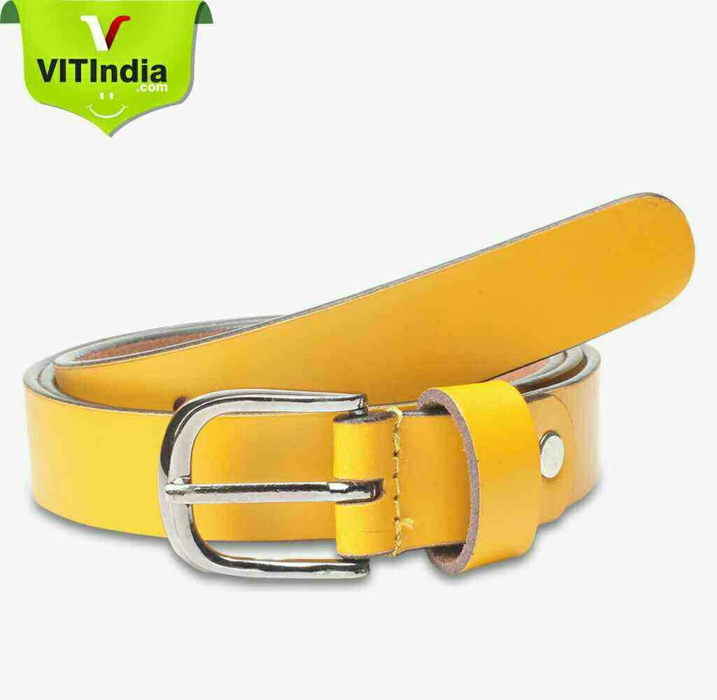 We are giving new fashion women genuine leather belt female belts in central delhi. For more information visit www.vitindia.com