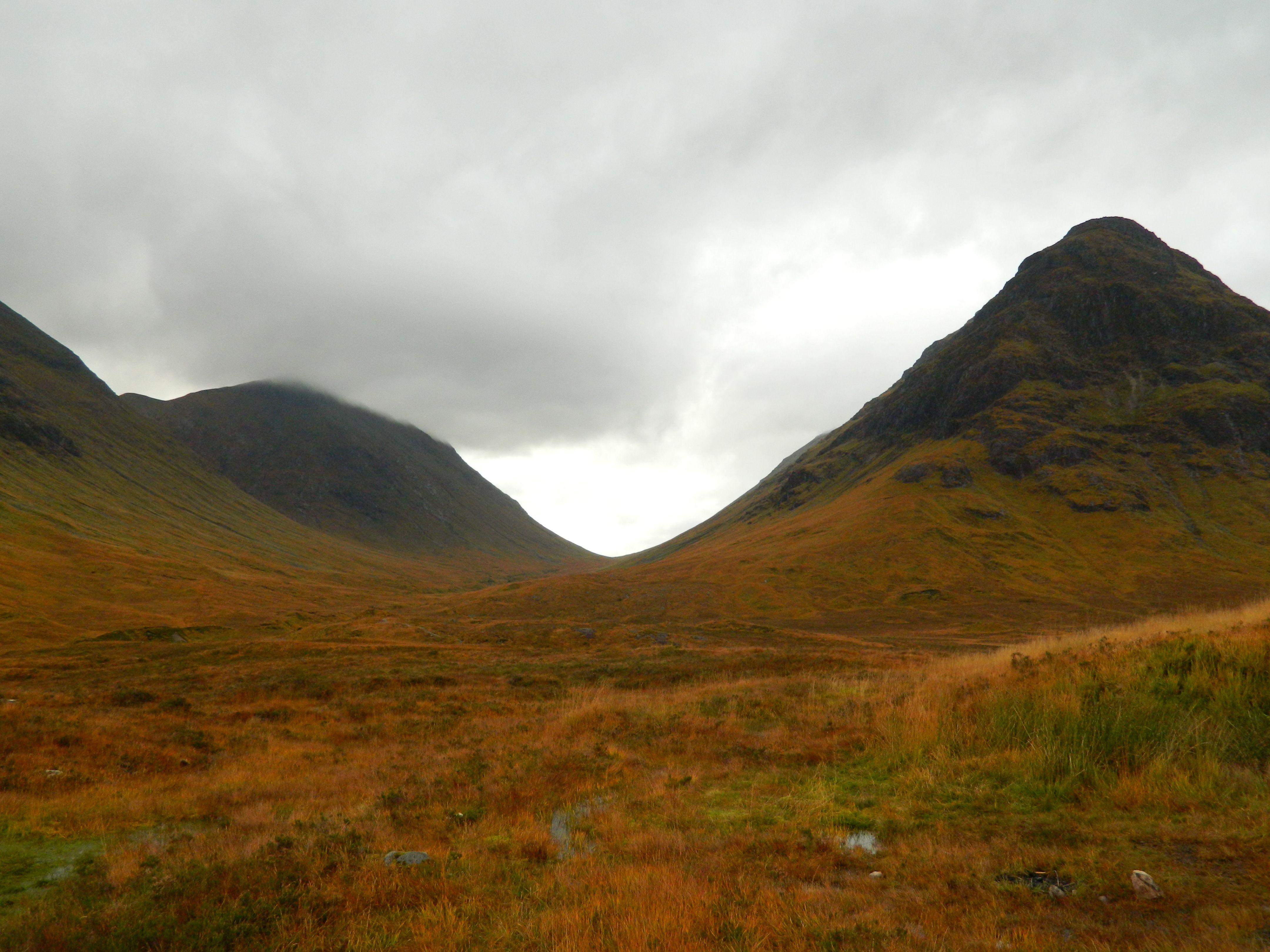 The Pass of Glencoe, Scotland