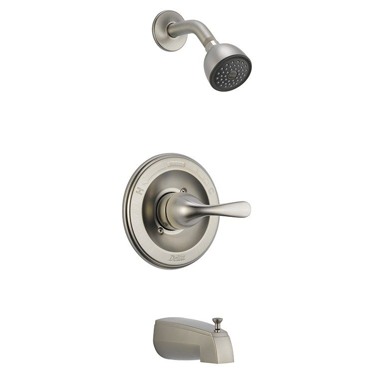 Classic Monitor 13 Series Pressure Balance Tub Shower Trim With