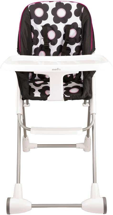 Evenflo Symmetry Flat Fold High Chair Products Seat Pads