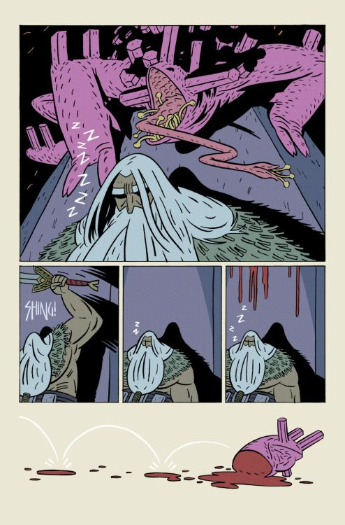 head lopper andrew maclean head lopper 1 from image comics is in