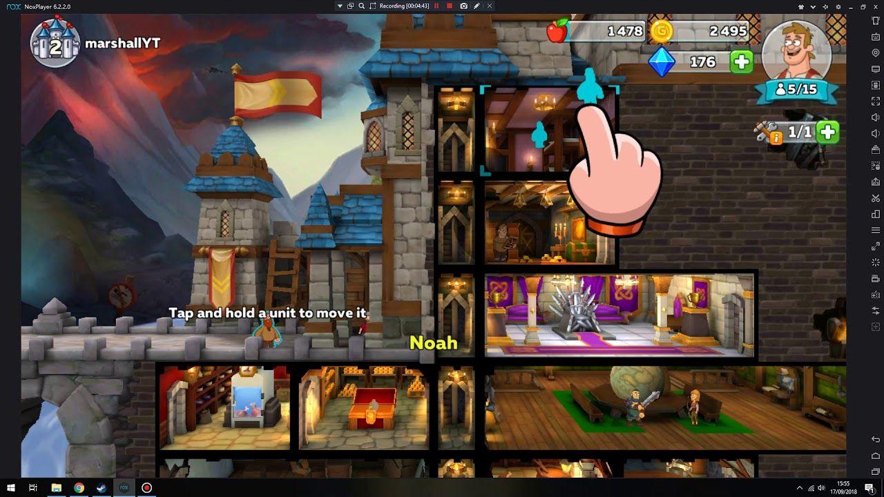 Hustle Castle Generator Fantasy Castle Point Hacks Cheating