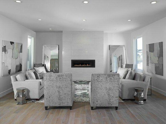 Décoration d\'intérieur salon- 135 idées en styles variés! | Salon ...