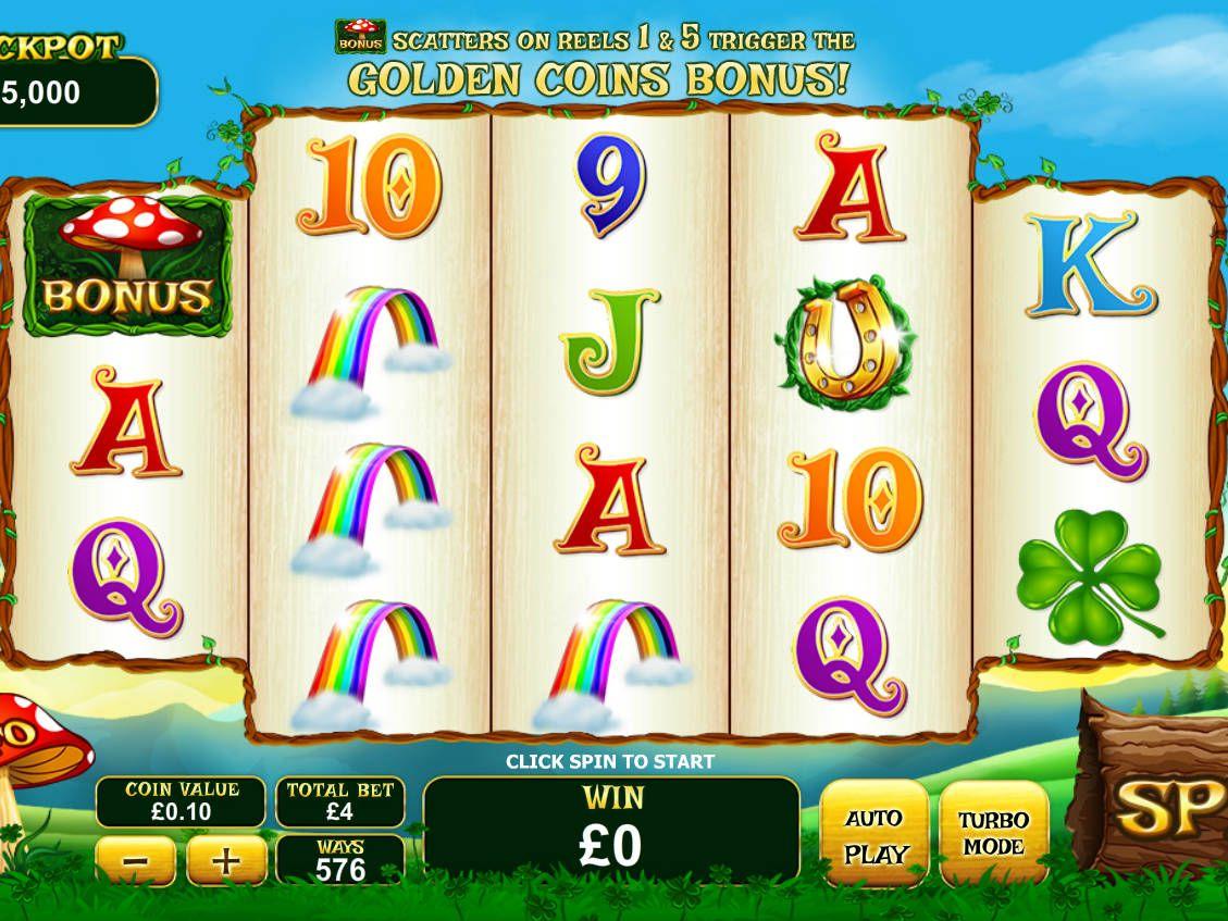 Lass uns unsere Neusten drehen online kostenlos Spielautomaten Spiel Land of Gold - http://freeslots77.com/de/land-of-gold/