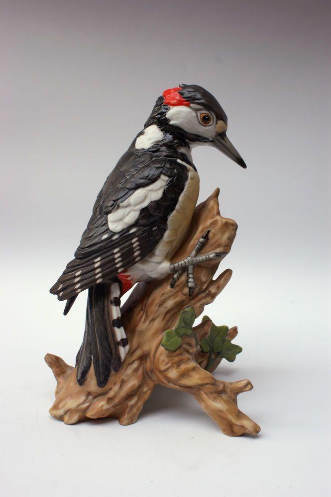 Goebel Vogel d. Jahres 1997 Buntspecht