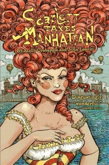 ✖✖✖ Scarlett Takes Manhattan / Molly Crabapple ✖✖✖