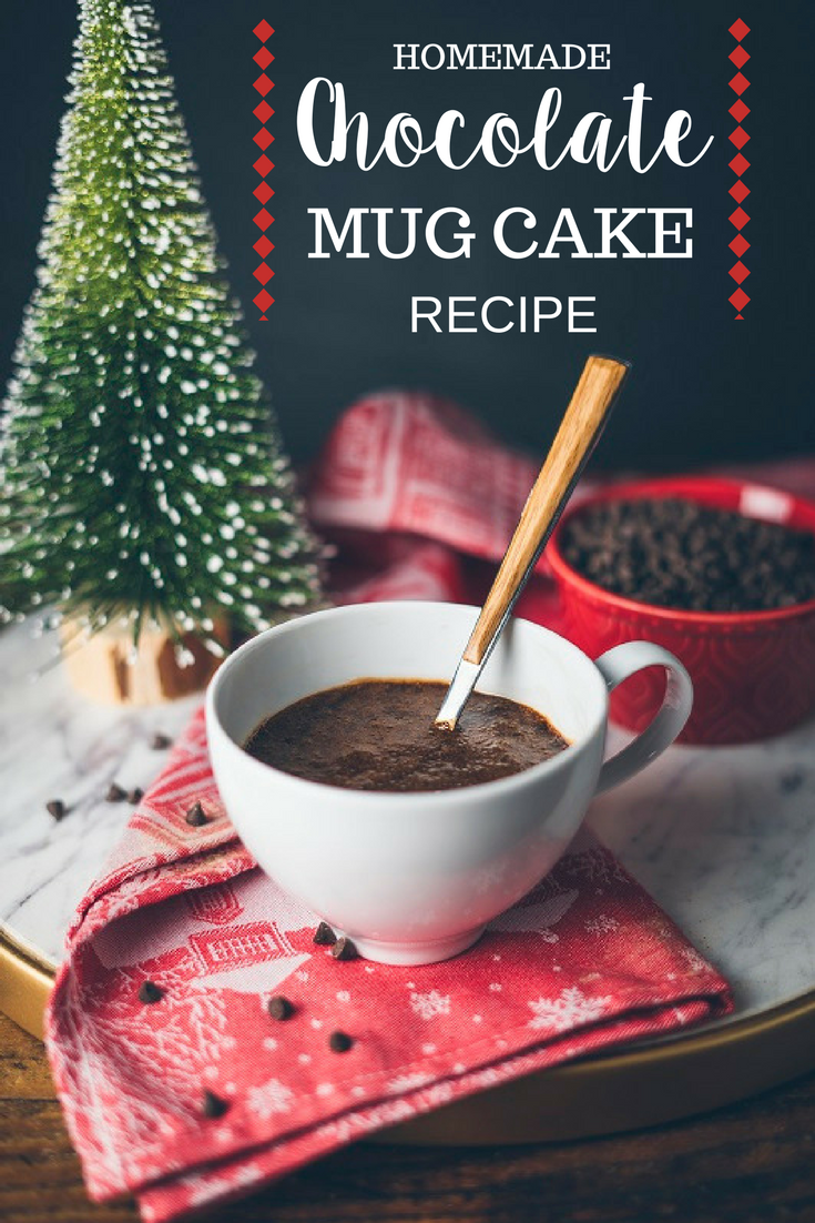 Chocolate Mug Cake | Recipe | Chocolate mug cakes, Easy ...
