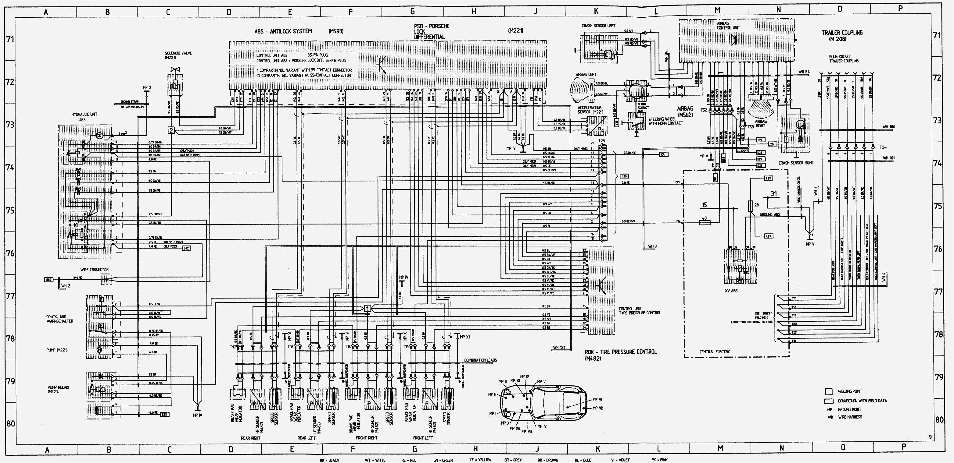 Bmw E39 Wiring Harness Diagram