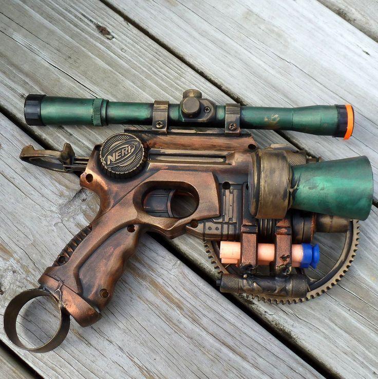 Nerf ray gun! by kagedkobra ...