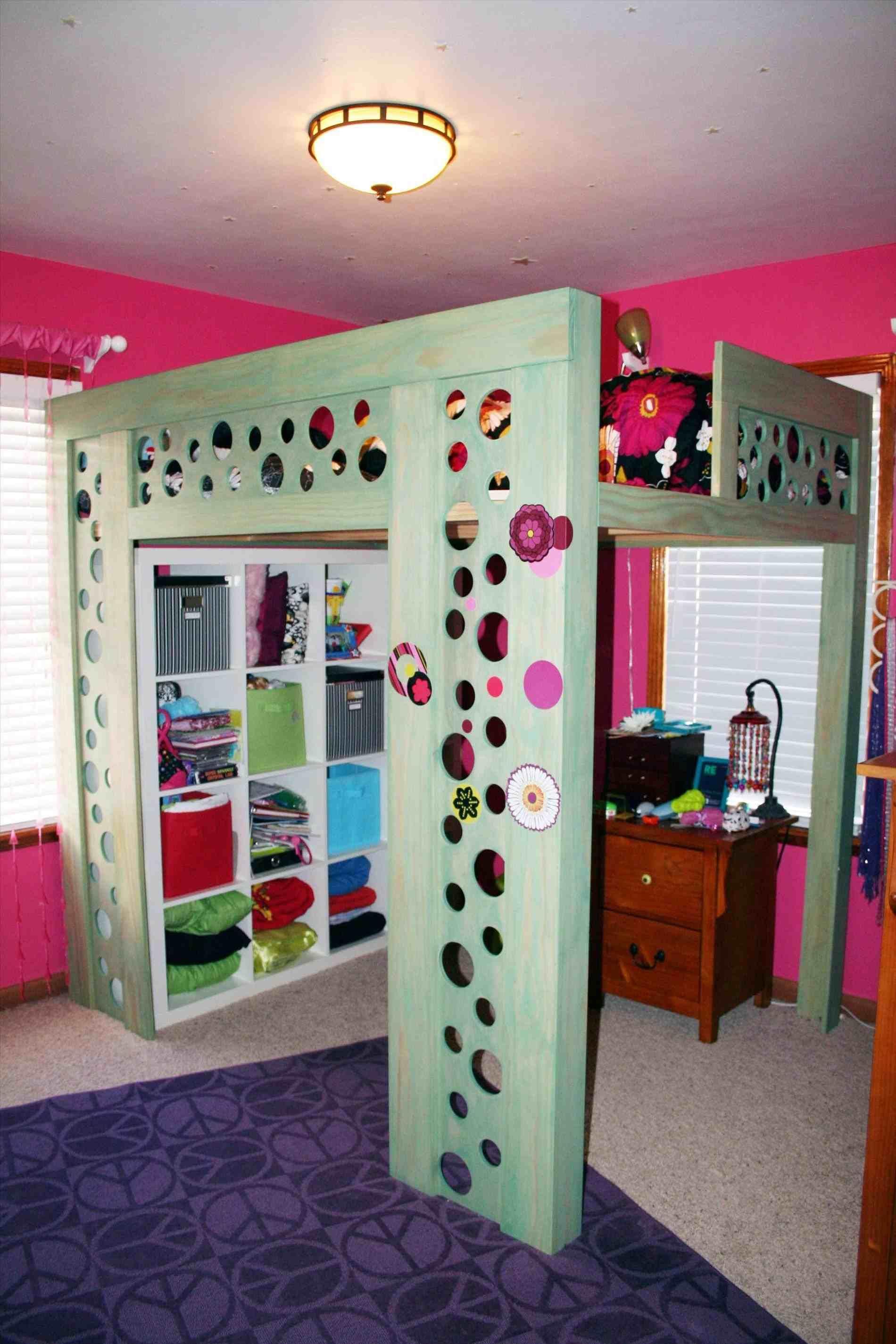 Teenage loft bed ideas  cool loft bed ideas for girls in   isabelleus big girl room