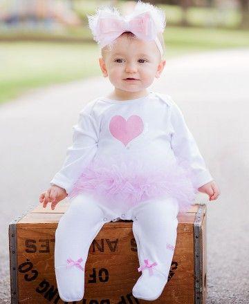 RuffleButts Baby//Toddler Girls Snuggly Ruffled Footed Pajamas