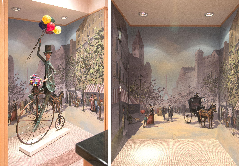 Hattas Public Murals  Residential, Commercial And Public Art Murals