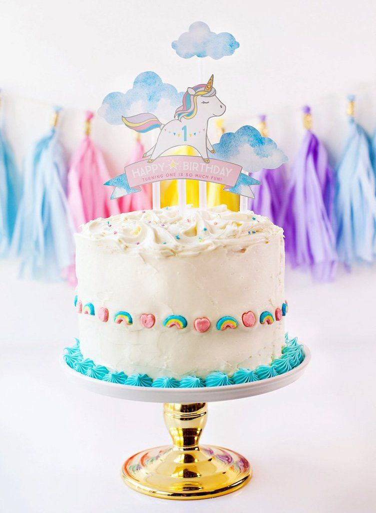 12 easy unicorn party treats that don t require magical