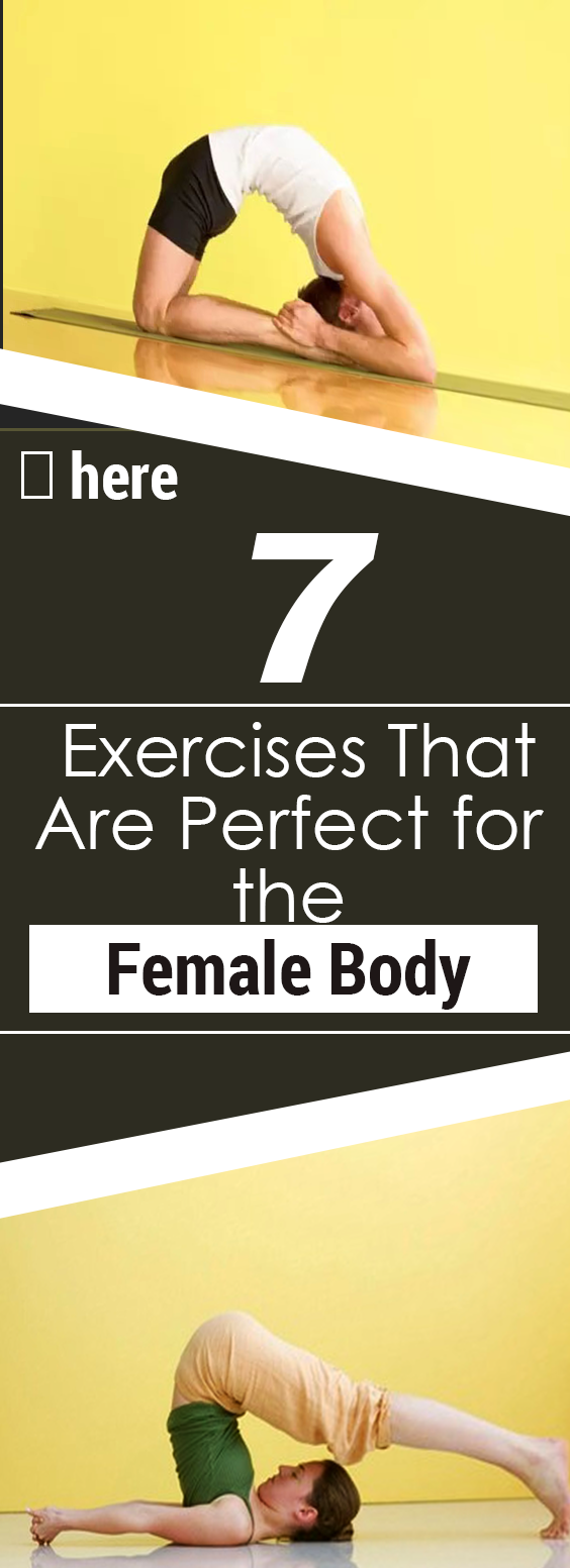 7Japanese Exercises That Are Perfect for the Female Body