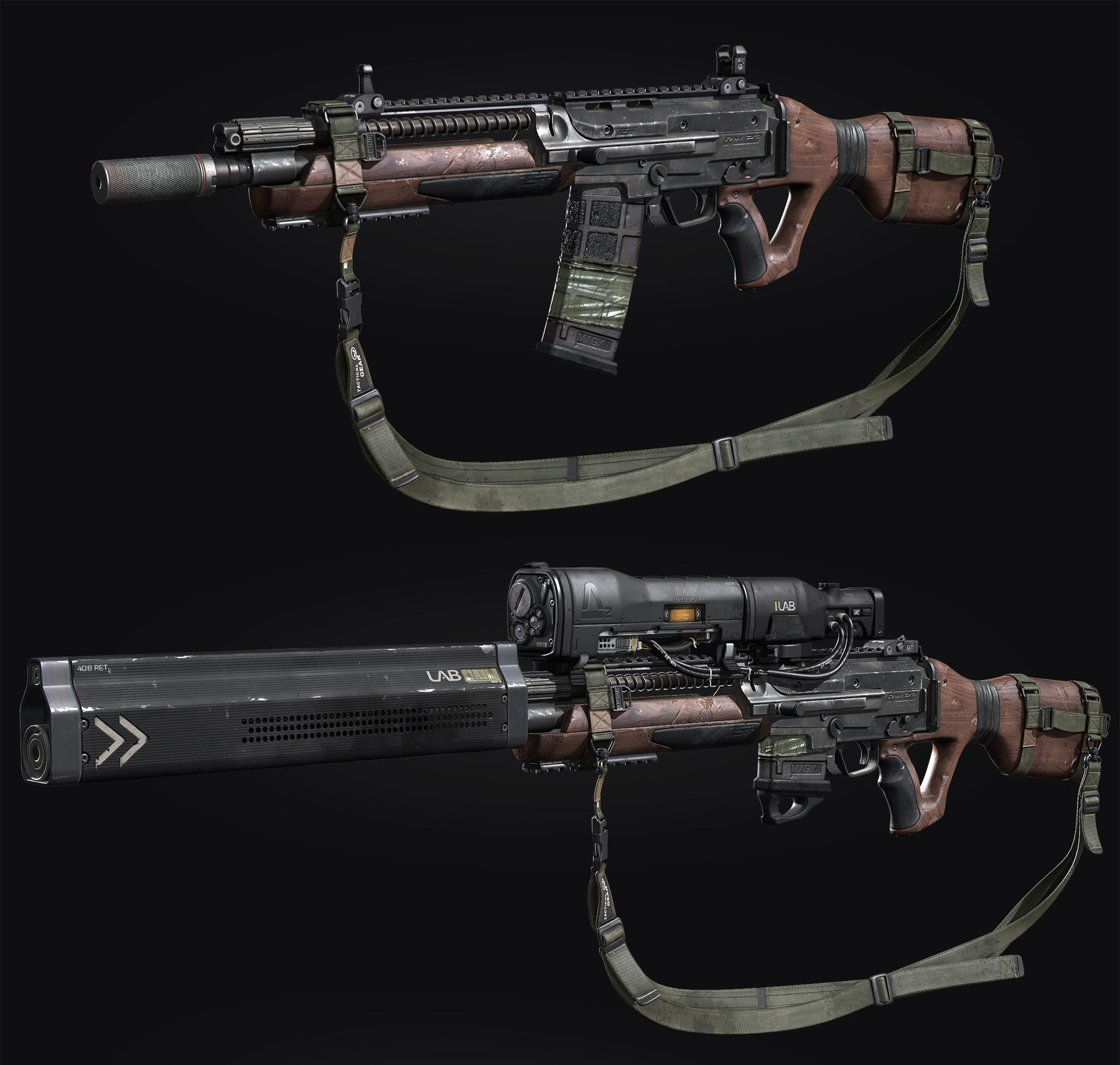 re6 jake how to get assault rifle
