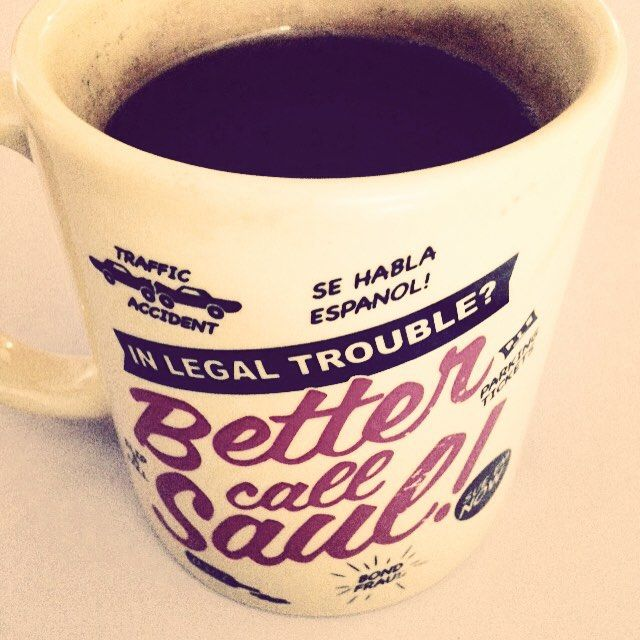 Bettercallsaul mug full of hot tea gets an author through through writing a paranormal vampire novel what is your favorite tv show comment below and receive a free sample of my new kindle ebook fandeluxe Epub