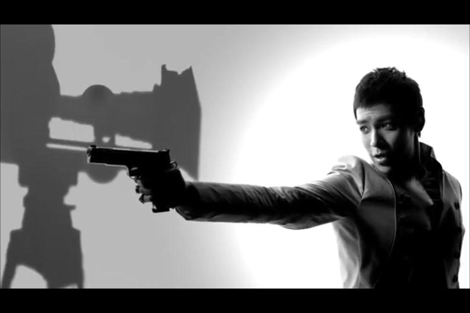 (Big) Bang !! #TOP # BIGBANG