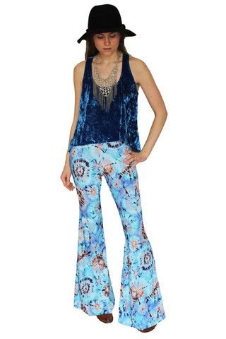 Rager Bell Bottoms – Mamie Ruth www.mamieruth.com