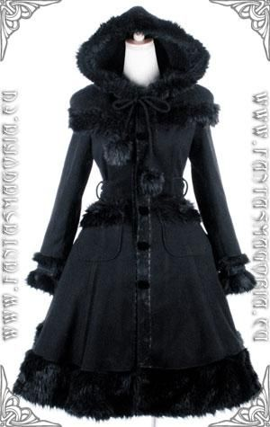 Wish | DOLLY COAT GOTHIC ROMANTIC WOMEN`S CLOTHES