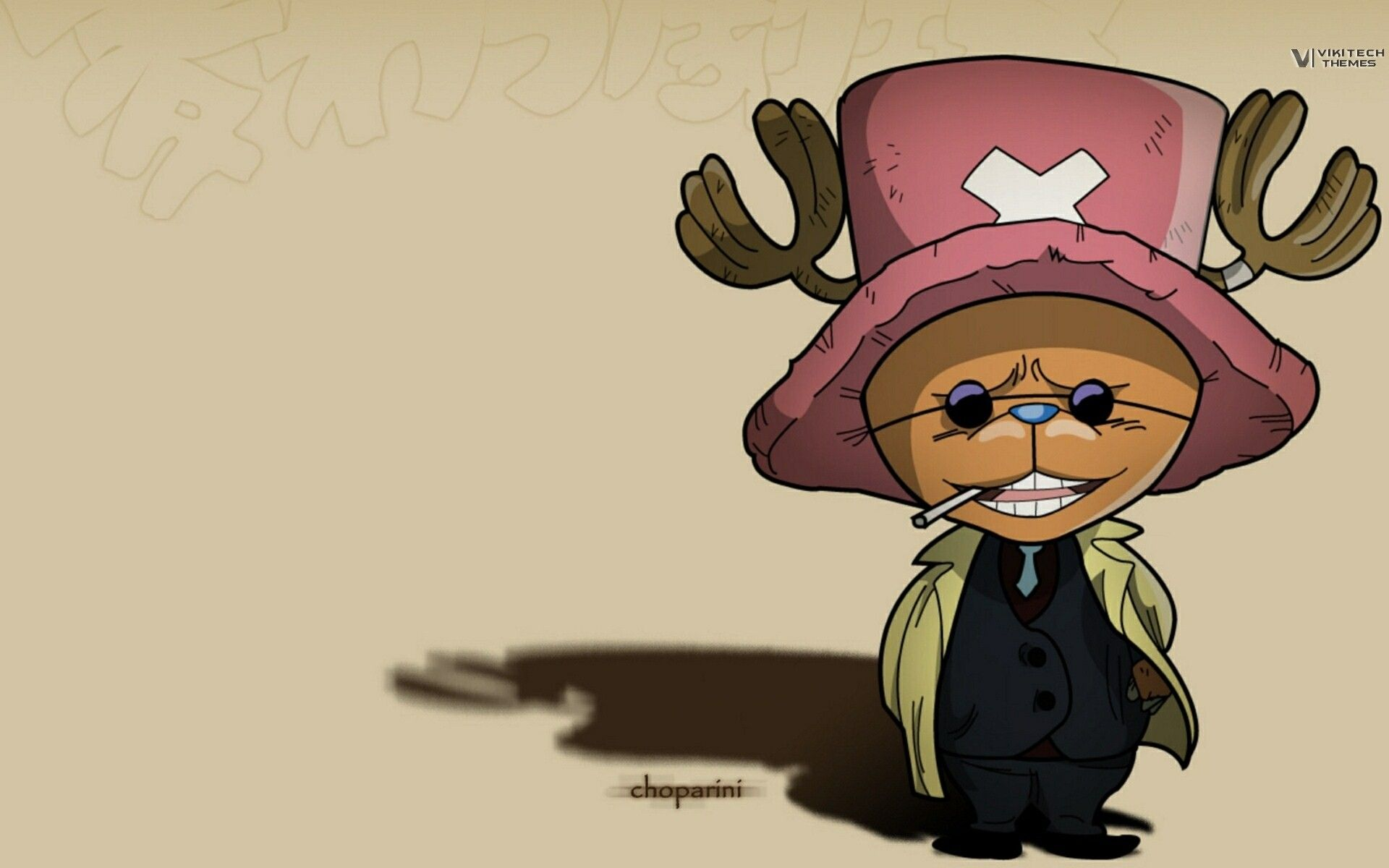 Tony Tony Chopper One Piece Anime Manga Hd Wallpaper For Pc Desktop