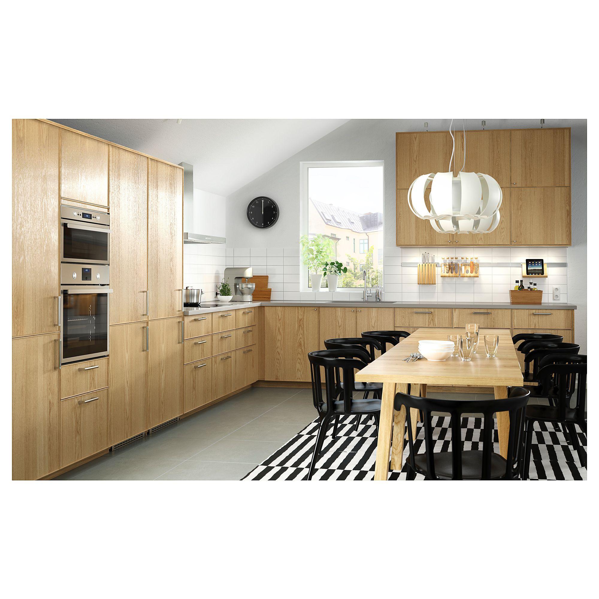 IKEA - STOCKHOLM Rug, flatwoven black handmade striped, off-white