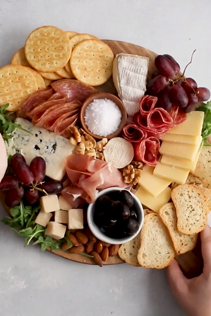 Photo of How to Build a Cheese Board