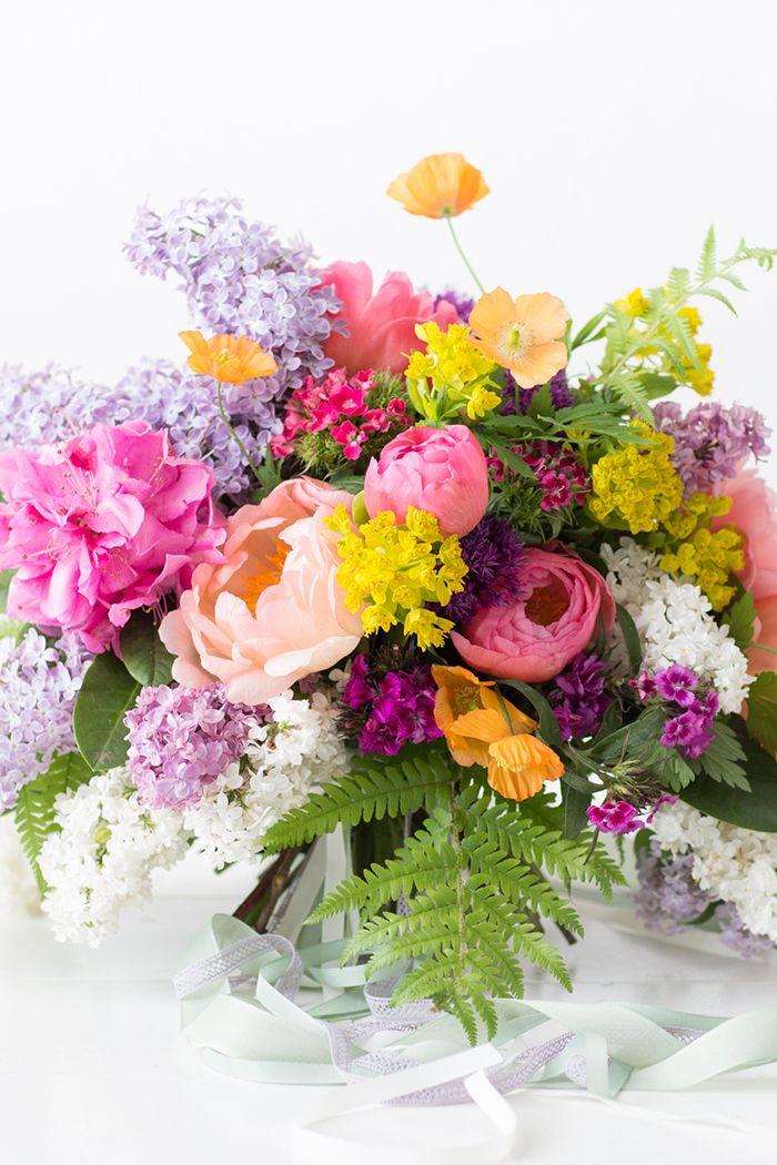 Blume Des Monats Juni Flieder Blumenstrauss Geburtstag Juli Blumen Flieder