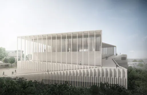 The top three entries of the Revolution of Dignity Museum competition in Kiev