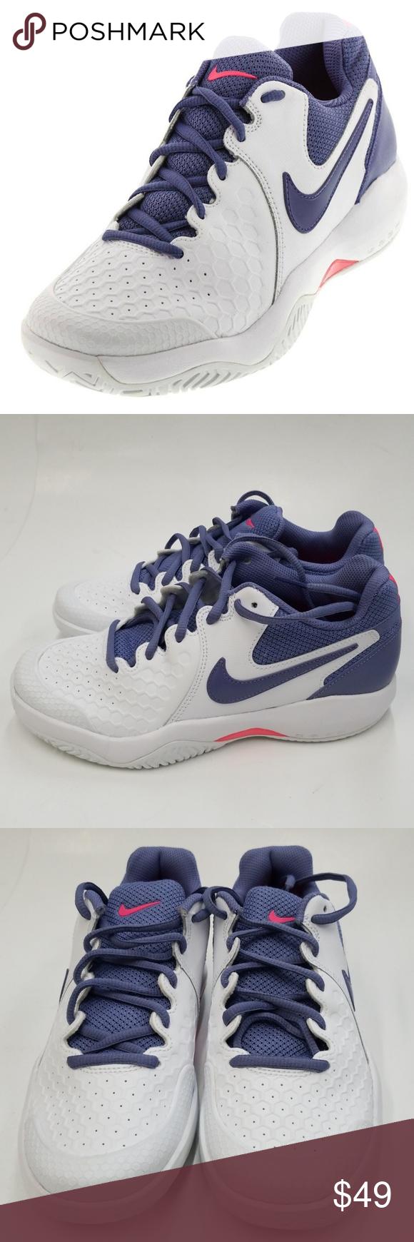 b4591da4327 Nike Air Zoom Resistance Ladies Tennis Shoes 6.5 Nike Air Zoom ...