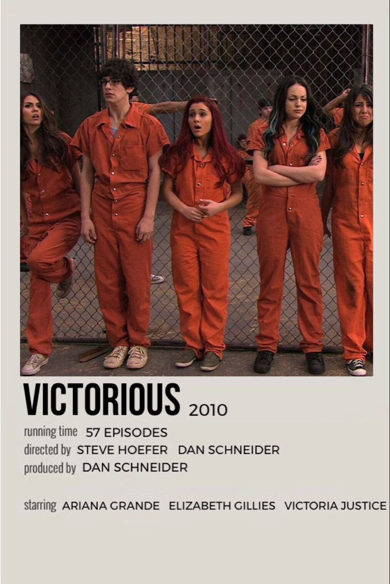 victorious movie poster