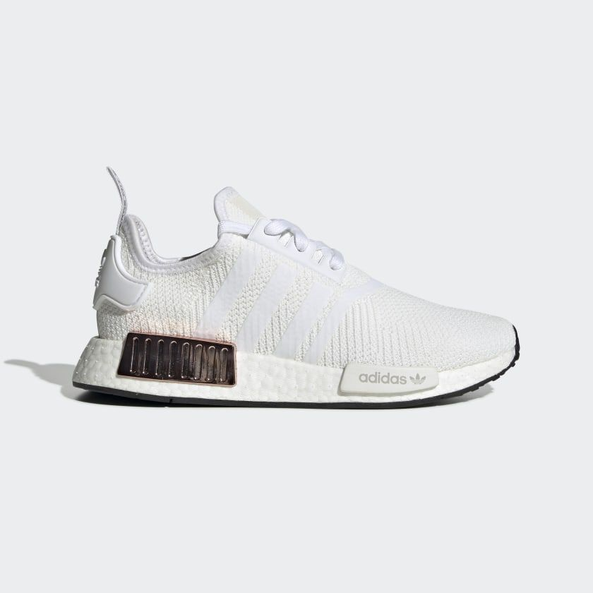 Nmd R1 Shoes In 2020 Sneakers Fashion Adidas Nmd Men White And