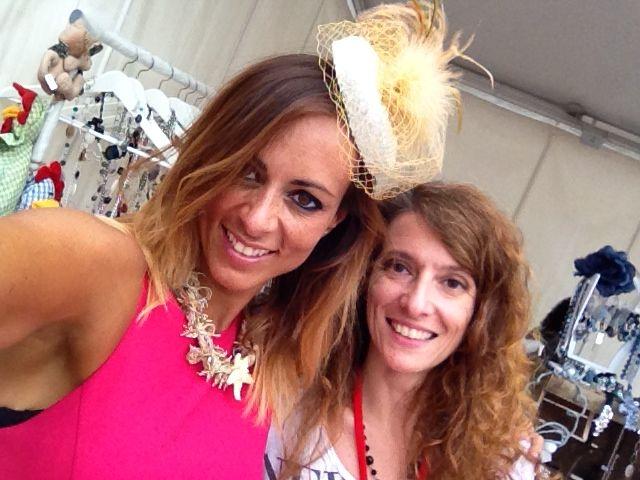 Per Serena un cappellino sulle 23 realizzato da Michela Bijoux
