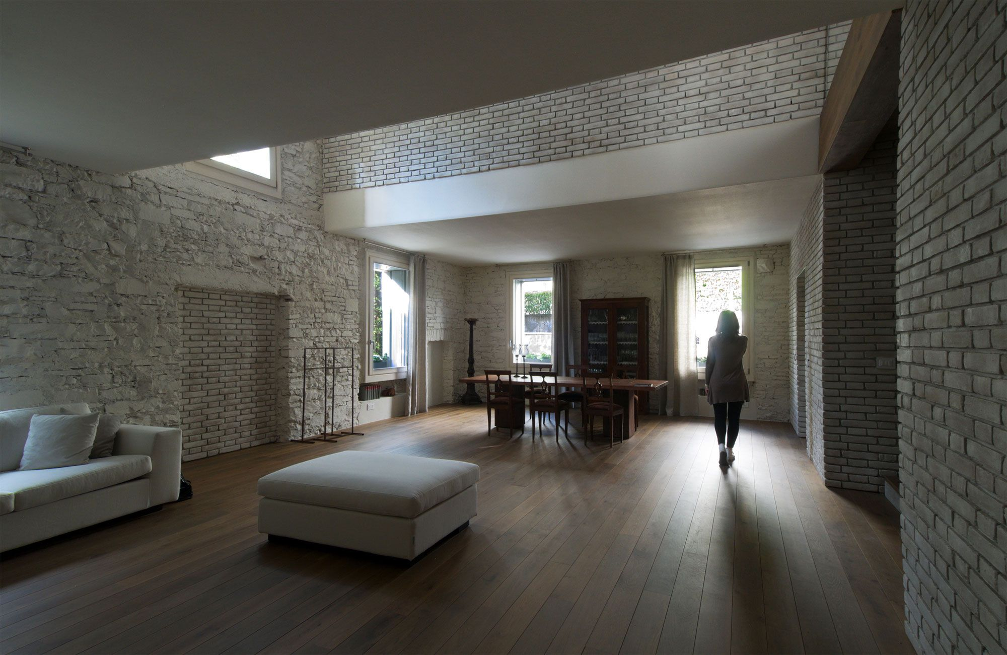 white brick walls white bricks brick interior home interior interior