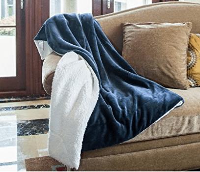 Top 12 Best Sherpa Throw Blankets In 2020 Reviews Buyer S Guide Soft Throw Blanket Sherpa Throw Blankets Luxury Blanket