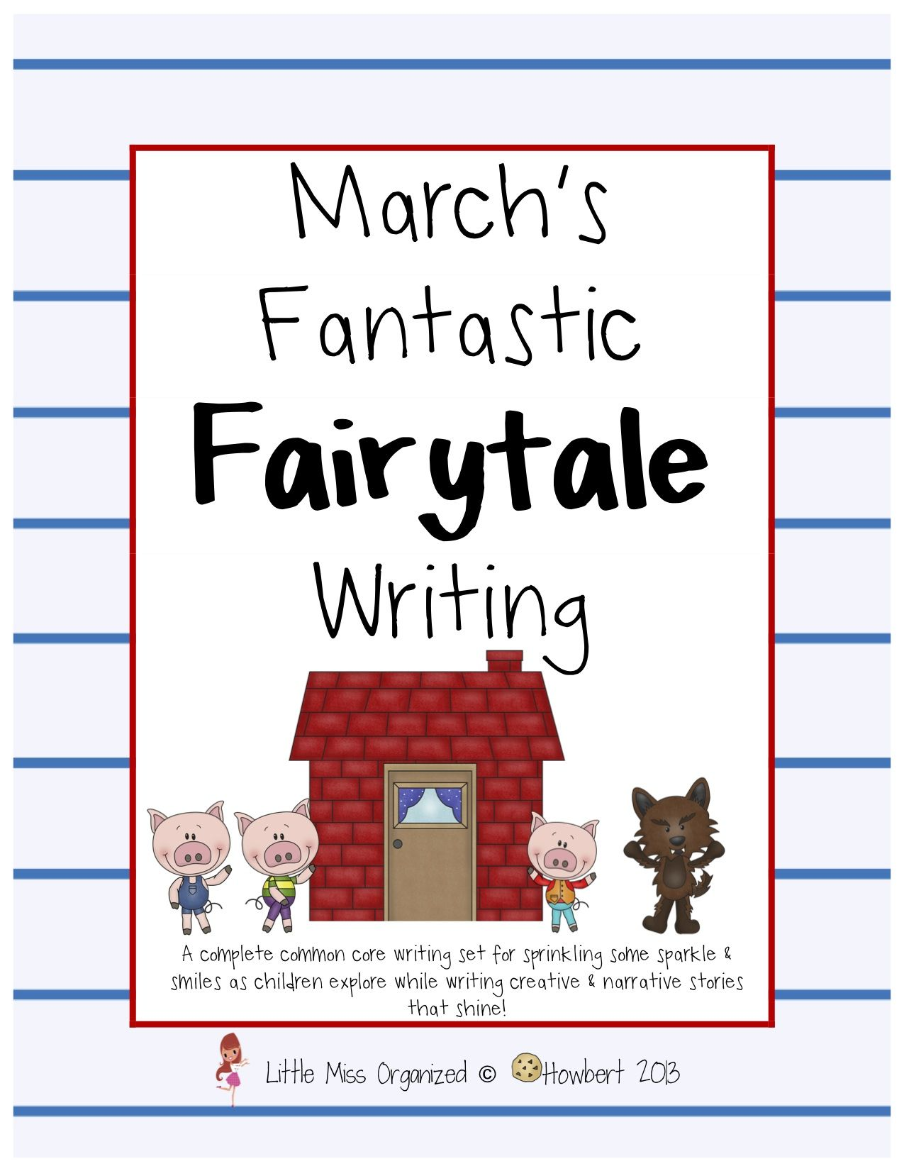 March's Fairytale Writing Unit TpT (With images) Writing