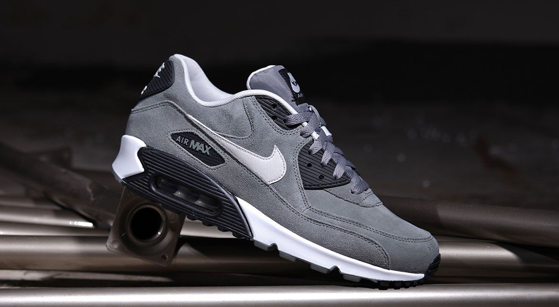 Nike Air Max 90 LTR Grey Suede | HYPEBEAST