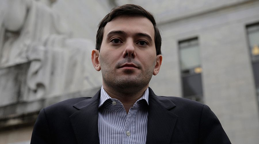 Shkreli, America's most hated man, loses $15M in Bitcoin with Kanye album scam  http://pronewsonline.com  Martin Shkreli, former CEO of Turing Pharmaceuticals LLC © Joshua Roberts