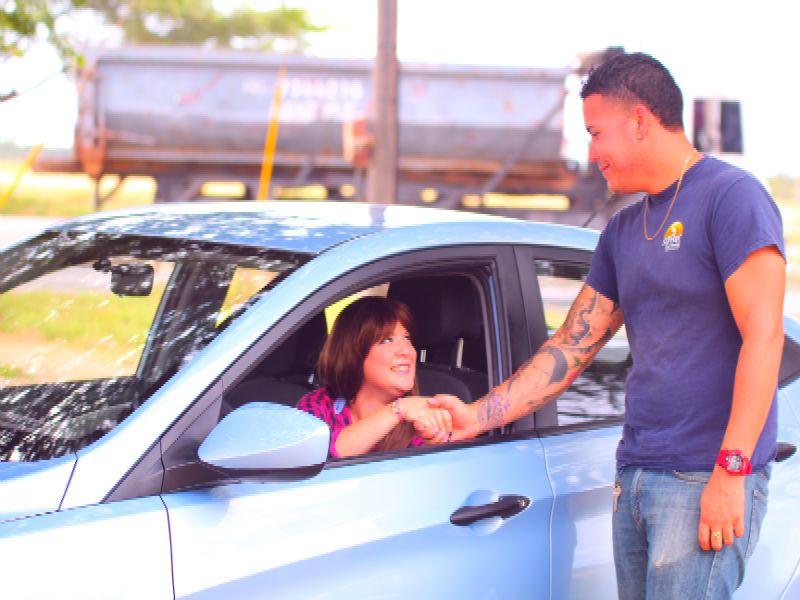 Car Rental Service Aruba - Satisfied Customer