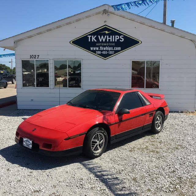 5 Glorious '80s Cars You Can Buy For Under $5k